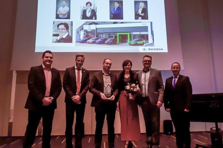 Podelitev nagrade Trgovec leta 2017